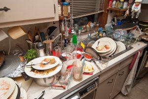 Tips mengatasi saluran pencuci piring yang mampet