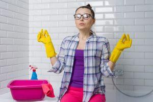 Mengatasi bau tidak sedap di kamar mandi