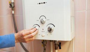Cara pasang water heater