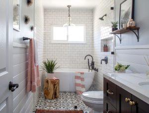 Pilihan peralatan kamar mandi yang membuat suasana kamar mandi nyaman